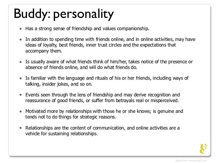 personality attributes essay Writing a describe your personality essay is a good idea, because you will have a chance to find your good and bad qualities and improve your life position to identify you personal traits, try to answer on such questions.