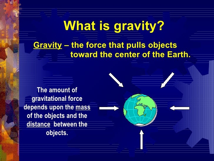 Newton s third law - Gravity And Laws Of Motion Power Point2