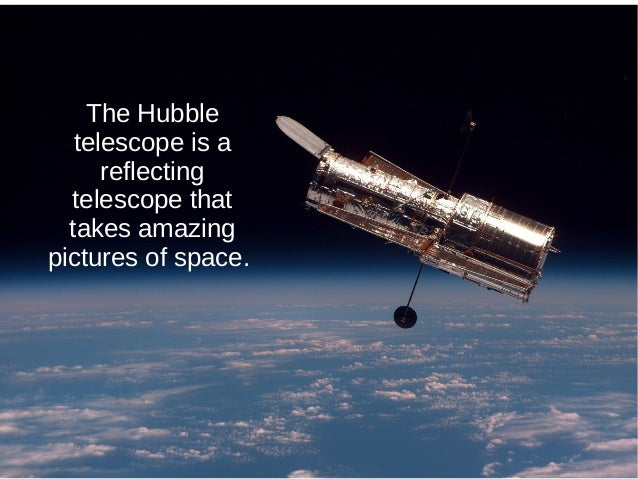 reflecting telescope hubble - photo #14