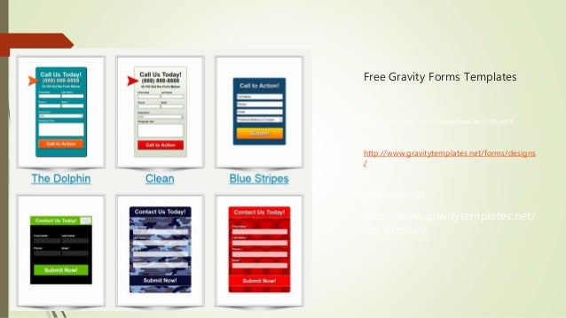 Features of Gravity Forms (Must-have WordPress Plugin)