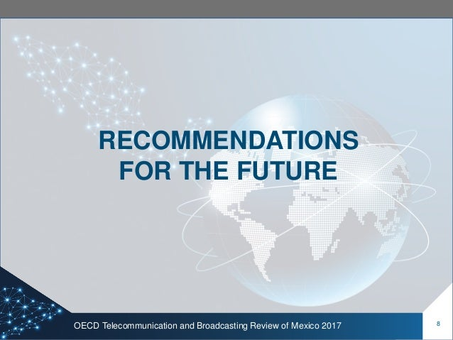 presentation for the oecd telecommunication and broadcasting review o…, Powerpoint templates