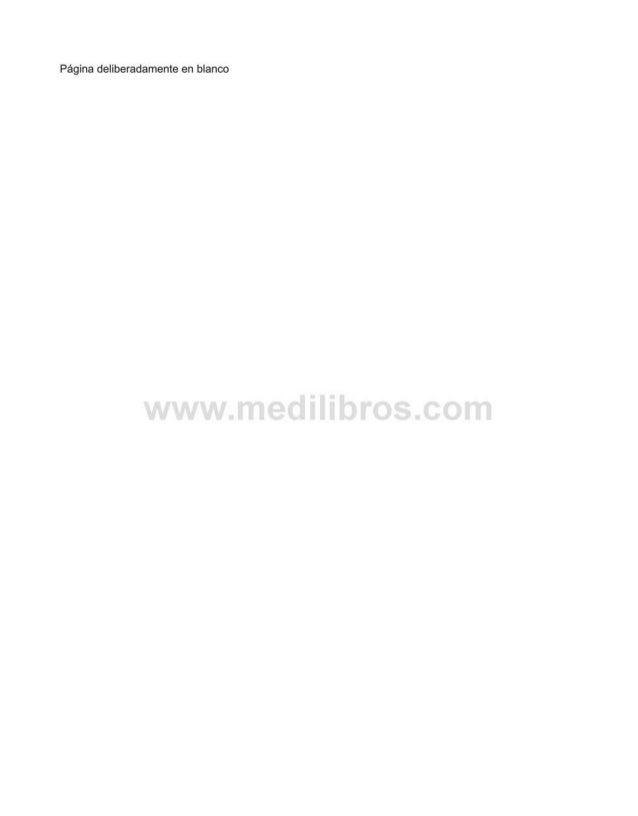 Página deliberadamente en blanco www.medilibros.com