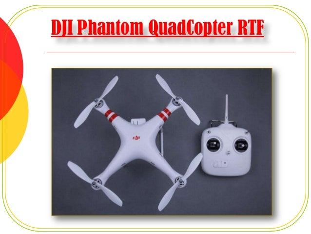 DJI Phantom QuadCopter RTF