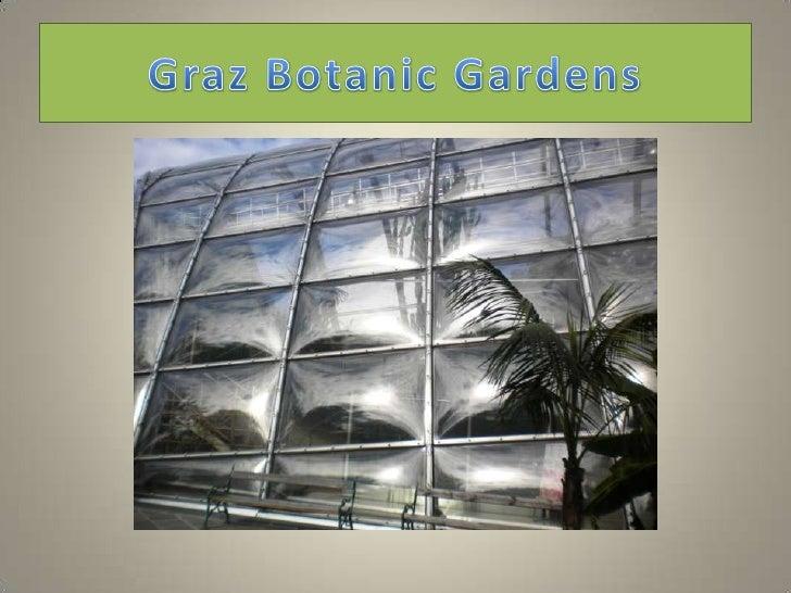 Graz Botanic Gardens<br />