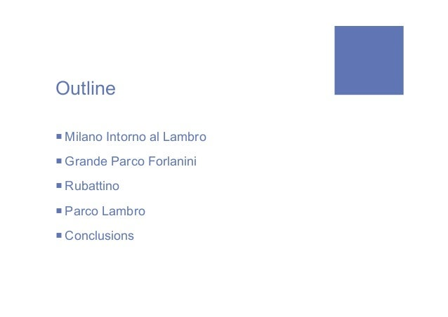 Grazia Concilio Antonio Longo - Milano Intorno al Lambro Slide 2