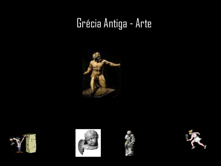 Grécia Antiga - Arte
