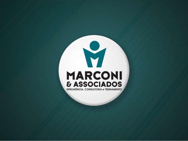 GERENCIAMENTODERISCOSEM LOGÍSTICAWWW.MARCONIEASSOCIADOS.COM | MARCONI & ASSOCIADOS