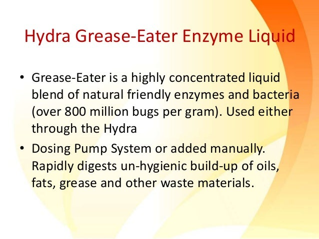 Hydra Grease Eater Enzyme Liquid