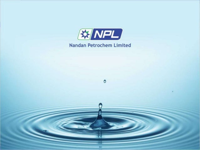 Nandan Petrochem Limited  NPL has access to the latest technology in   Oils and Greases by virtue of being the  oldest & l...