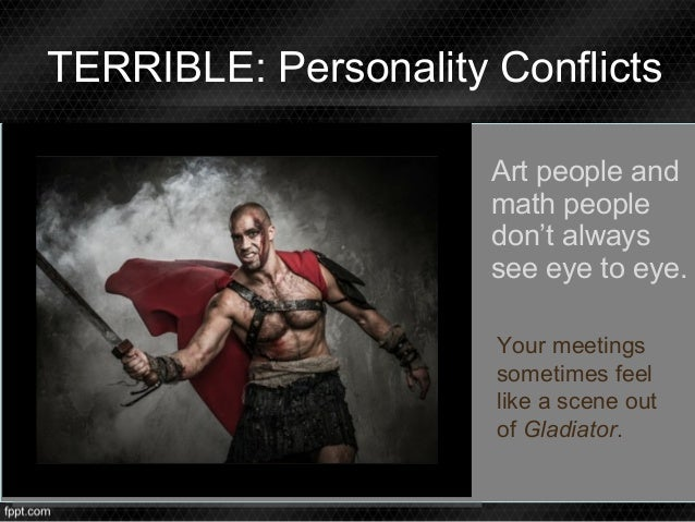 5 Great and Terrible Things About Being a Marketer Slide 3