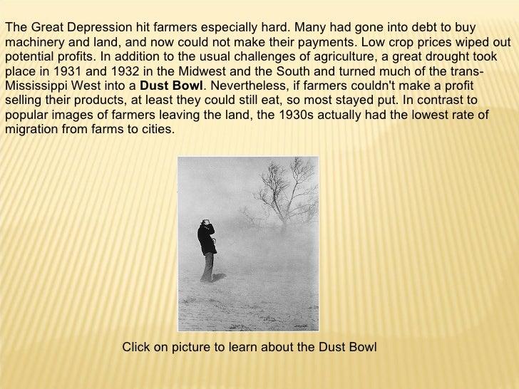 Great Depression Webquest EDUC 331