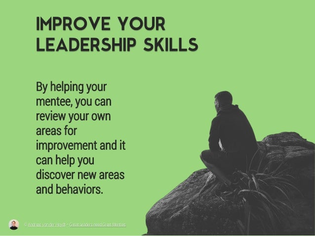how do you improve your leadership skills