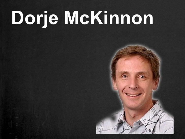 Dorje McKinnon