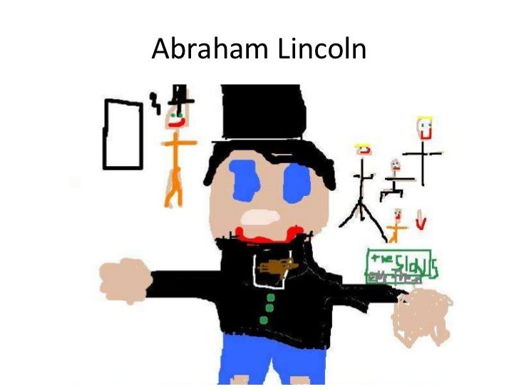 Abraham Lincoln<br />