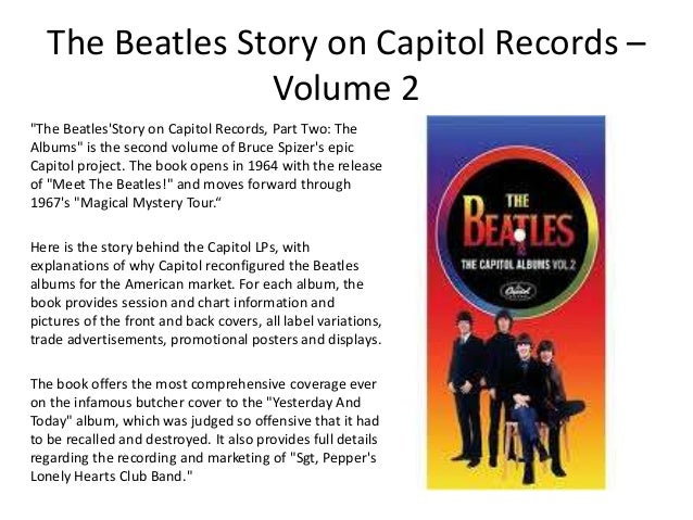 Top 10 Beatles Books Song Production and Recording
