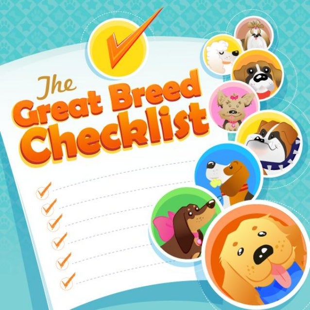 The Great Breed Checklist