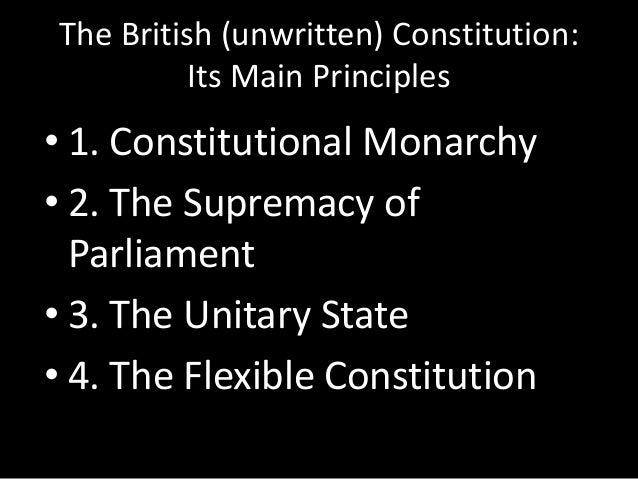 salient features of british cabinet