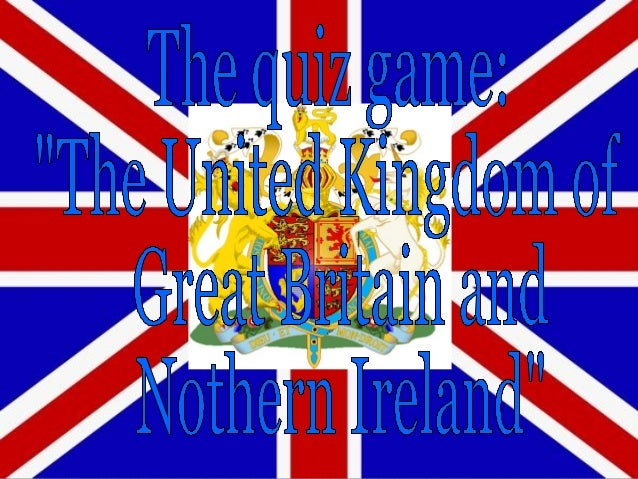 What partsWhat parts does thedoes the UnitedUnited Kingdom ofKingdom of Great BritainGreat Britain and Northernand Norther...