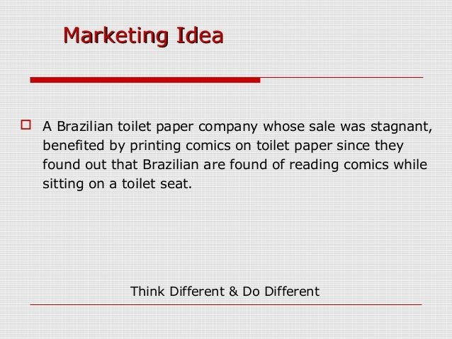 How great companies think differently essay