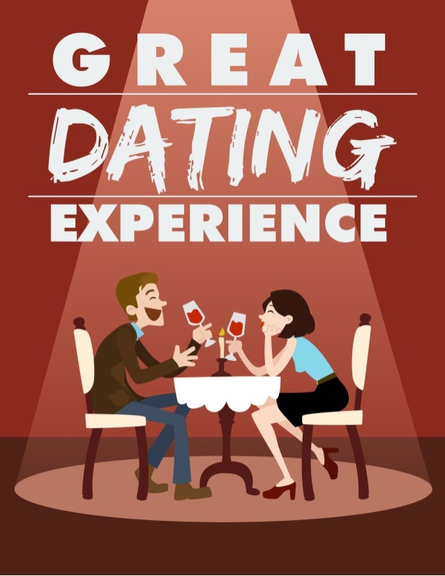 My first dating experience