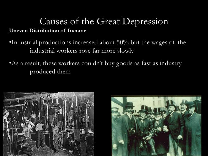 the great depression short summary