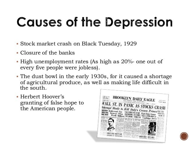 causes of black tuesday