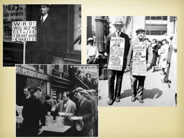 "an overview of the great depression ""how a different america responded to the great depression  includes an overview of the great depression  the great depression: a great disaster a."