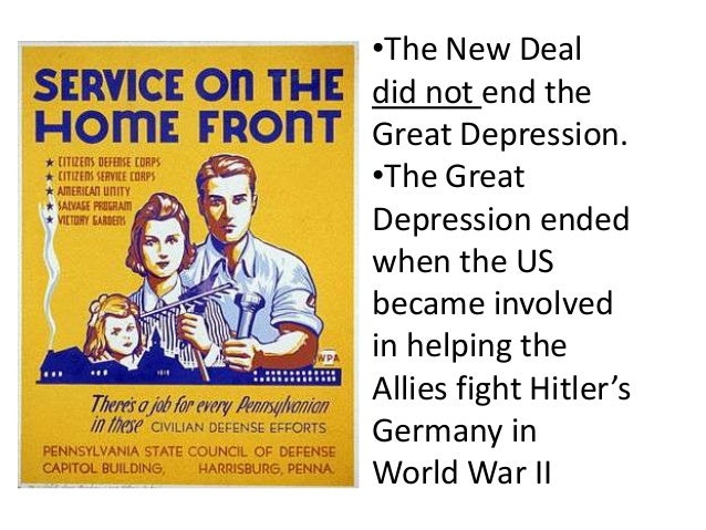 the impact of germanys economy in the 1930s on the course of the world war ii In the early 1930s, the mood in germany was  fifteen years earlier during world war  discontent in germany adolf hitler gains support.