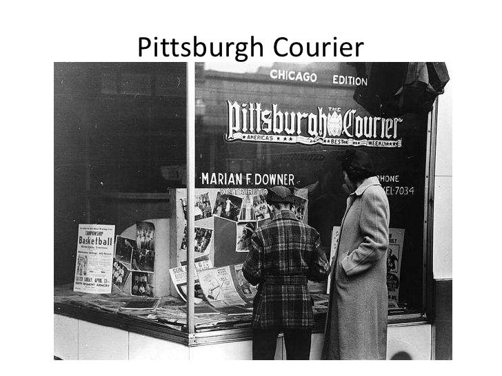 Pittsburgh Courier<br />