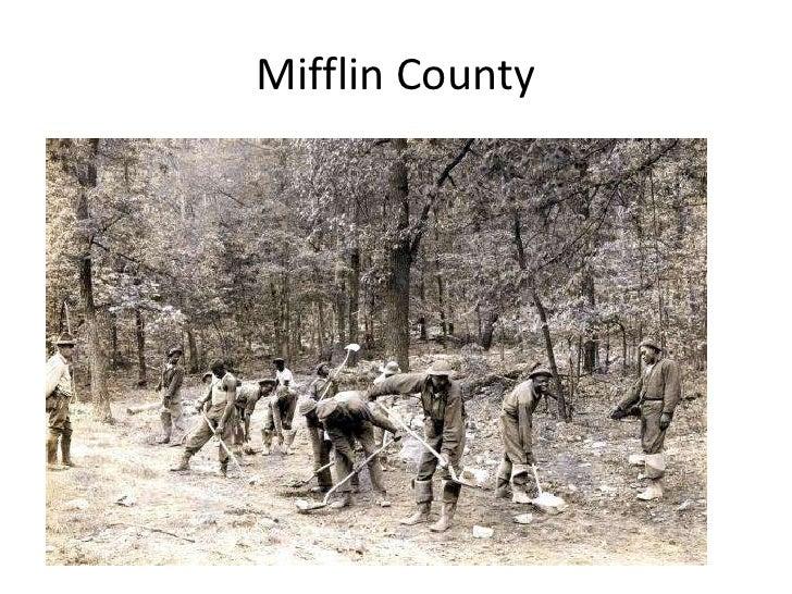 Mifflin County <br />