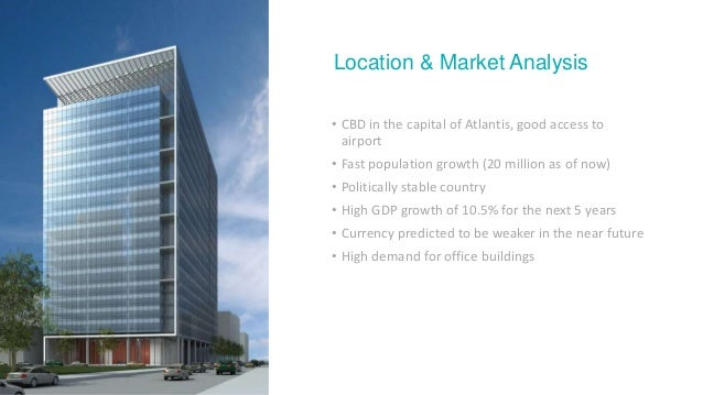 building presentation