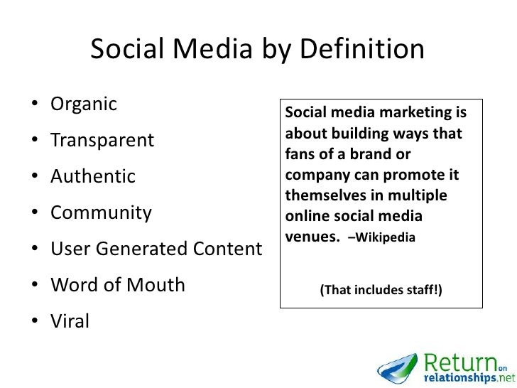 Social media strategies for change management for Soil media definition