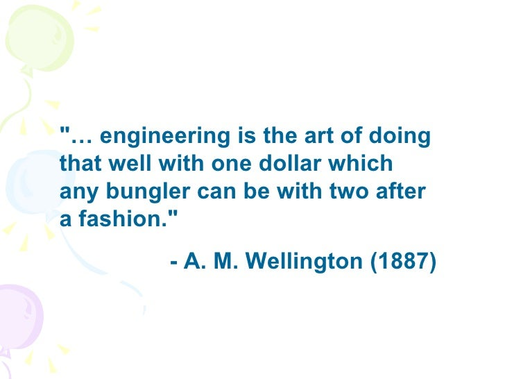 Great Engineering Quotes