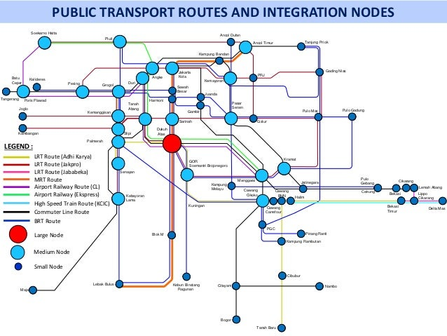 Greater Jakarta Transport On The Way To Transformation
