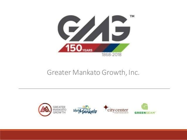 Greater Mankato Growth,Inc.
