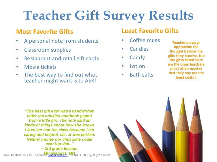 Greatest Gifts For Teachers Teacher Appreciation Week