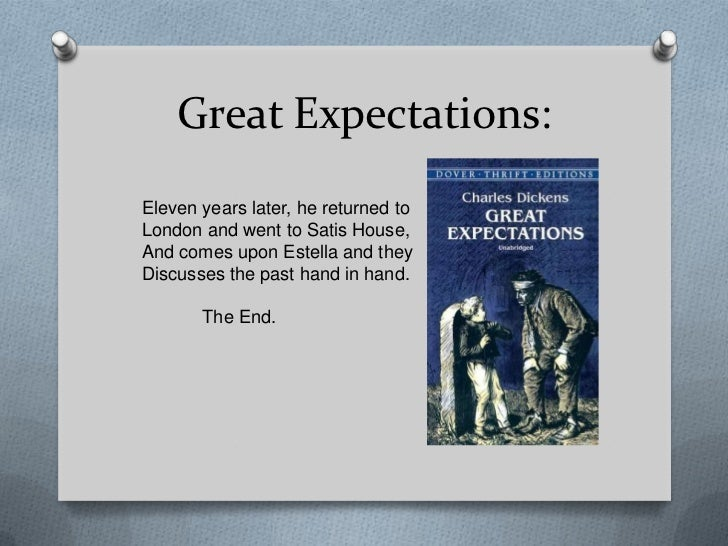 herbert great expectations essay Read this literature essay and over 88,000 other research documents great expectations great expectations in the novel great expectations, written in 1860 by.