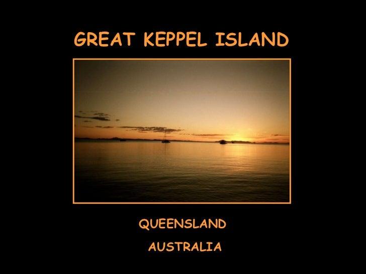 GREAT KEPPEL ISLAND AUSTRALIA QUEENSLAND