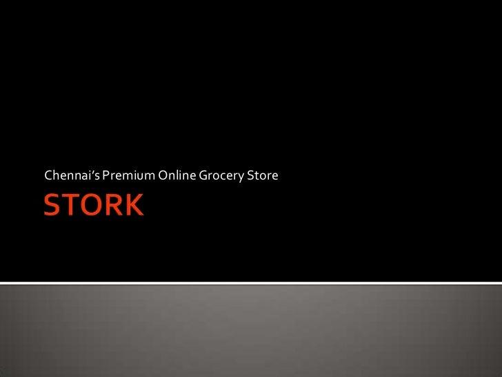 Chennai's Premium Online Grocery Store