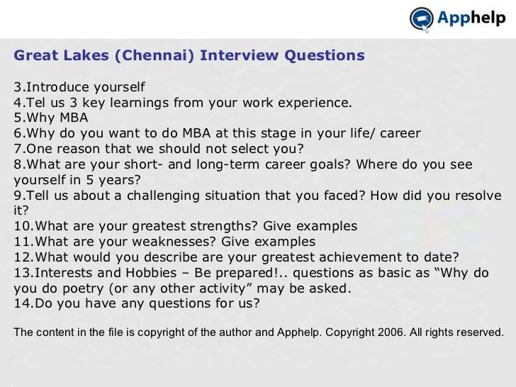 Great Lakes Chennai 1 year MBA (PGPM): Amar gets nostalgic