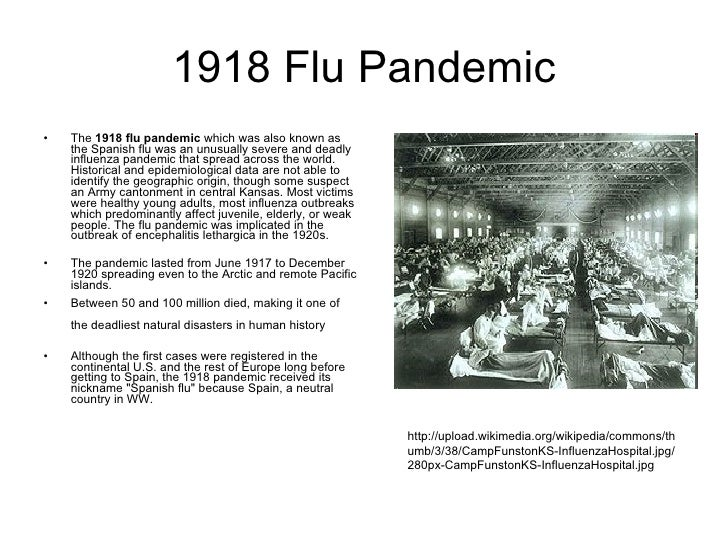 Great migration &1918 flu pandemic