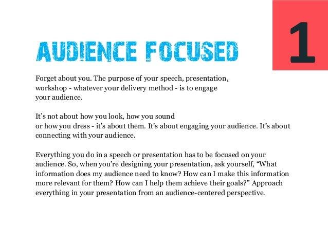 Great public speaking qualities of great public speakers