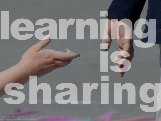 learning     issharingcc licensed ( BY NC SA ) flickr photo by Wyoming_Jackrabbit:http://flickr.com/photos/wy_jackrabbit/456...