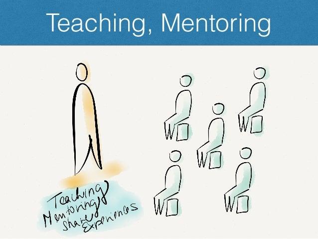 Teaching, Mentoring