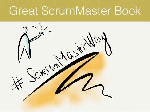 Great ScrumMaster Book