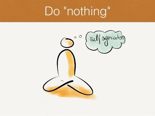 """Do """"nothing"""""""