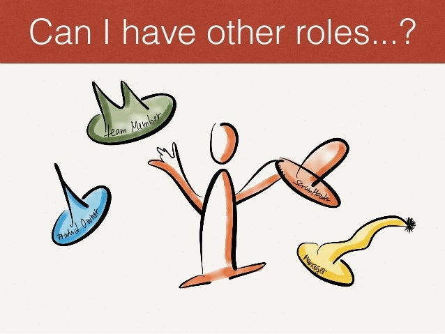 Can I have other roles...?