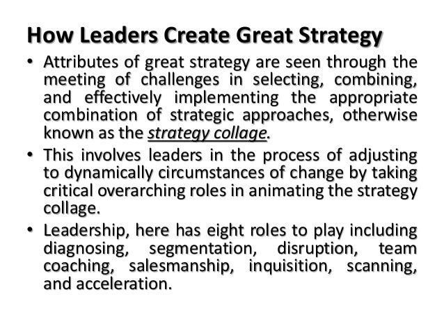 turning great strategy into great performance Receive more attention strategy implementation is the process that turns plans  and strategics into  i great business performance but it's not easy many  companies  turning great strategy into great performance harvard  business school.