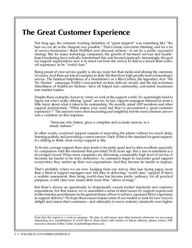 Essay Customer Service  Interview Essay Paper also Custom Written Literature Reviews  How Can A Business Plan Help You