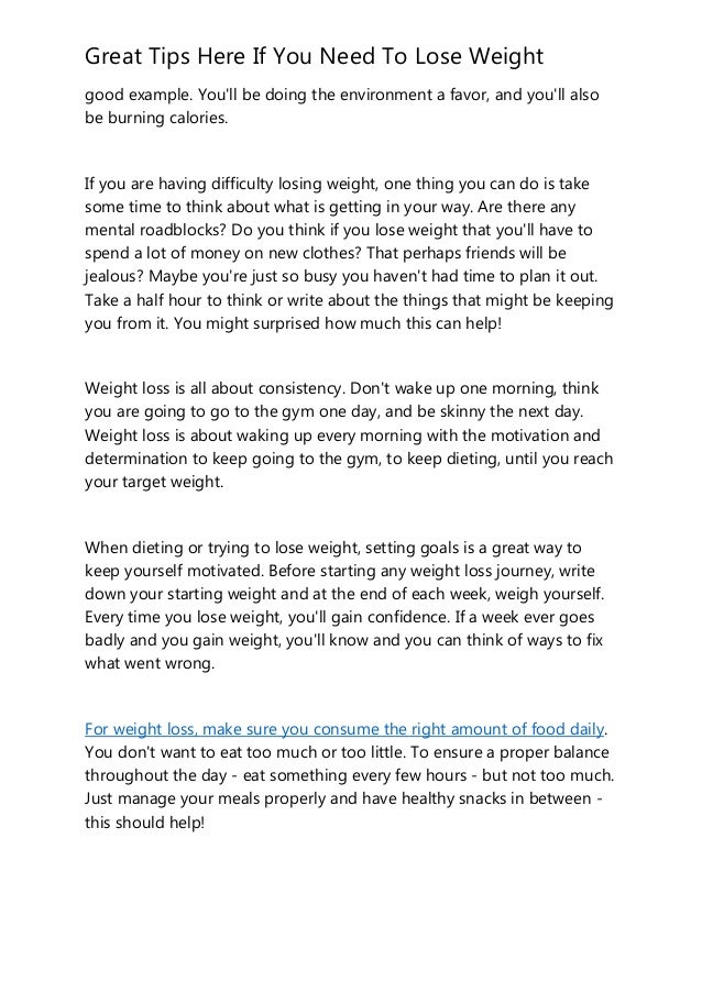 Printable weekly weight loss journal